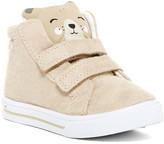 Carter's Carter&s Mocha Bear High-Top Sneaker (Toddler & Little Kid)