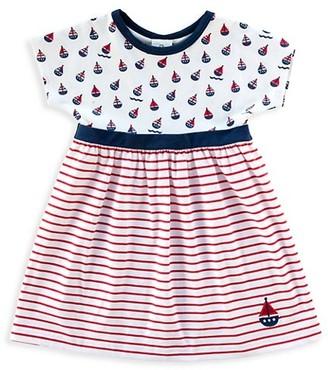 Florence Eiseman Baby Girl's Making Waves Dress