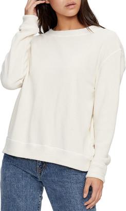 Michael Stars Celeste Crewneck Pullover Sweater
