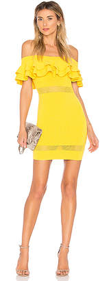 by the way. Emilie Tiered Knit Dress