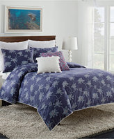 Cupcakes And Cashmere Sketch Floral Full/Queen Duvet Cover