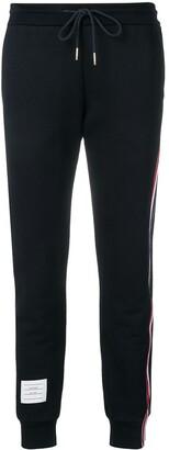 Thom Browne RWB side-stripe track pants