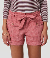 LOFT Safari Shorts