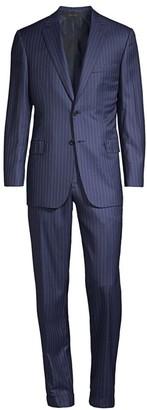 Brioni Pinstripe Wool Suit