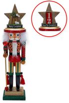 Kurt Adler 18-Inch Hollywood Nativity Hat Nutcracker