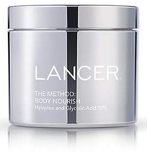 Lancer Women's The Method: Body Nourish Cream With Hylypex and 10% Glycolic Acid