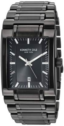 Kenneth Cole New York Male Quartz Watch with Stainless Steel Strap