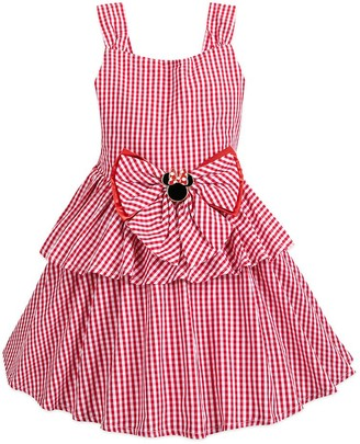 Disney Minnie Mouse Gingham Dress for Girls