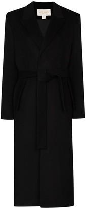 MATÉRIEL Belted Mid-Length Coat