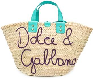 Dolce & Gabbana Kendra Coffa tote bag