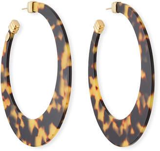 Gas Bijoux Lodge Large Hoop Earrings