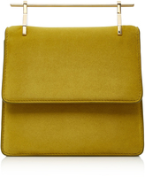 M2Malletier M'O Exclusive Suede Mini Collectioneuse