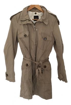 Max Mara Weekend Beige Cotton Coats
