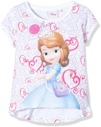 Disney Girl's Princess Sofia T-Shirt