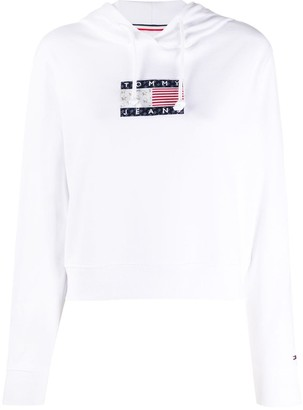 Tommy Jeans Logo Patch Hoodie