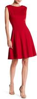 Taylor Short Sleeve Fit & Flare Dress