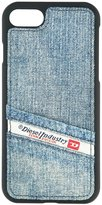 Diesel Pluton iPhone 7 case - men - Cotton - One Size