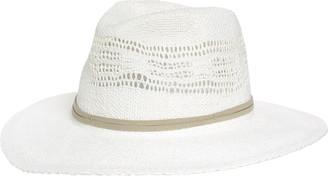 Treasure & Bond Open Weave Panama Hat