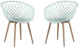 Kurv Chairs (Set of 2)