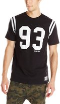 Zoo York Men's Score Short Sleeve Crew Neck Fashion Knit Top