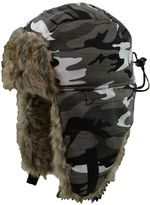 Igloo Boys Igloo Camouflage Trapper Hat
