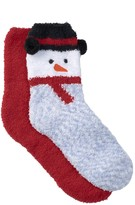 Free Press Cozy Holiday Crew Socks - Pack of 2