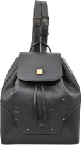 MCM Claudia Studs Small Backpack