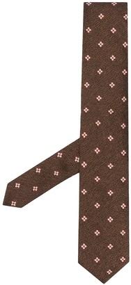 Lardini Floral Pattern Tie