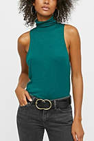 Free People Sleeveless Turtleneck