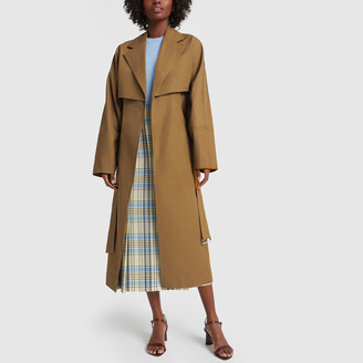 Victoria Beckham Lightweight Trench Coat