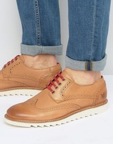 Lyle & Scott Ruthven Brogue Sneakers