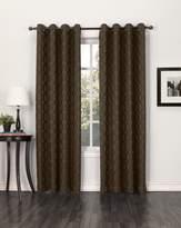 Sun Zero Benson Blackout Curtain Panel, 52 by 63-Inch