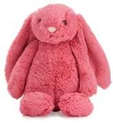 Jellycat Medium Bashful Bunny Stuffed Animal, Pink