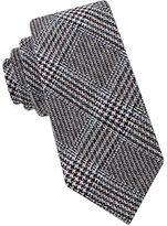 Black Brown 1826 Patterned Tie