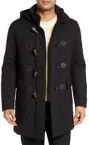Sanyo Men's Francisco Quilted Duffle Coat
