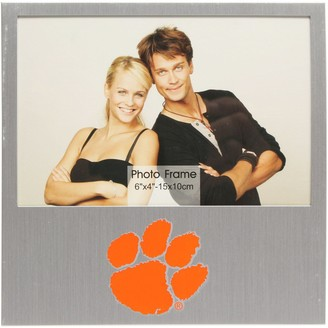 """Unbranded Clemson Tigers 4"""" x 6"""" Aluminum Picture Frame"""