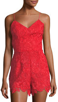 Lovers And Friends Songbird Lace Romper