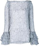 Thomas Wylde 'Worship' blouse