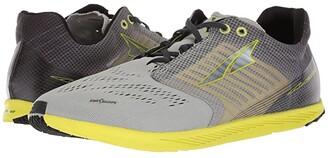 Altra Footwear Vanish-R (Gray/Lime) Running Shoes
