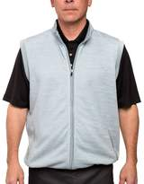 zip front sweater vest men - ShopStyle