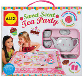 Alex Sweet Scent Tea Party & Scented Tablecloth