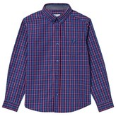 Cyrillus Blue and Red Check Shirt
