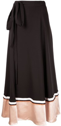 Roksanda full panelled skirt