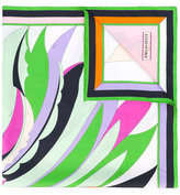 Emilio Pucci printed scarf - women - Silk - One Size
