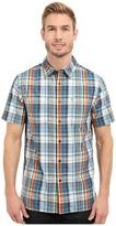 The North Face Short Sleeve Solar Plaid Shirt