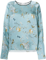 Forte Forte floral printed top
