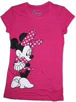 Disney Classic Minnie Mouse Womens Pajama T Shirt Top