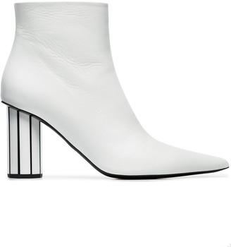 Proenza Schouler Facet Heel Ankle Boot