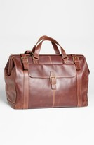 Boconi Men's 'Bryant' Duffel Bag - Brown