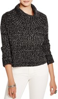 Free People Twisted Cable Sweater